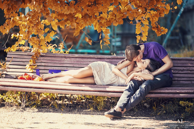 Красивые фотографии love story 15