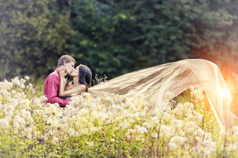 Красивые фотографии love story 21