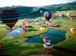 Hot balloons festivals all over the world