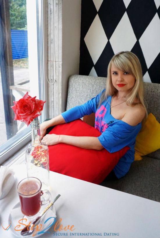 Marina 30 years old Ukraine Belaya Tserkov