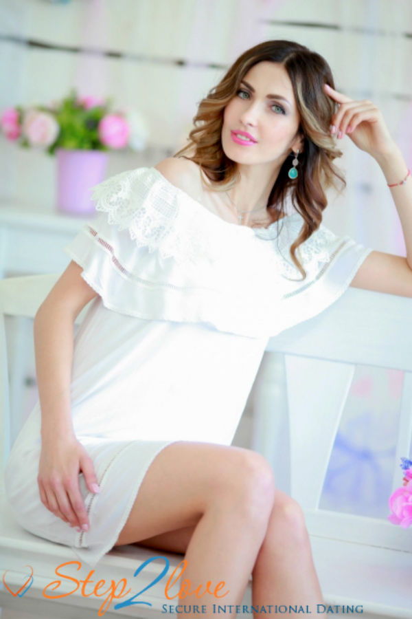 Olesya 36 years old Ukraine Nikolaev