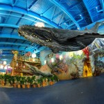 """Places to Go: the Jurassic Water Park or """"Dream Island"""""""