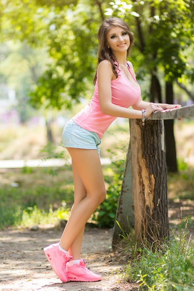 Ekaterina 25 years old Ukraine Odessa (ID: 107315)