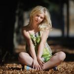 Charming Olga Opens Her Heart