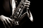 A Saxophone - a symbol of Jazz Age