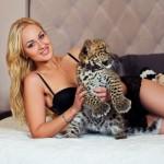 Wild Nature of Slavic Ladies