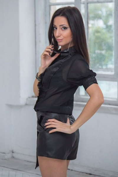 Olesya 36 years old Ukraine Dnepropetrovsk (ID: 190075)
