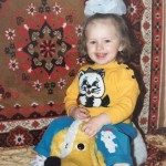 Lady of The Day - Anastasiya from Kherson, tell us funny story about her childhood!
