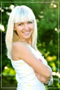Lady of The Day - Valentina from Kherson and her thoughts of marriage!
