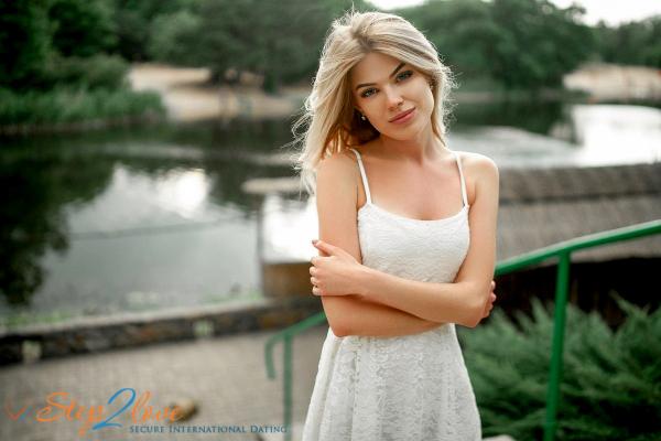 Anna 23 years old Ukraine Dnepropetrovsk