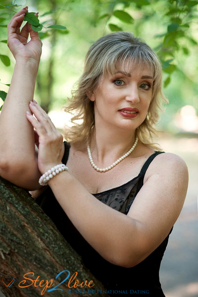 Tatyana 50 years old Ukraine Nikolaev