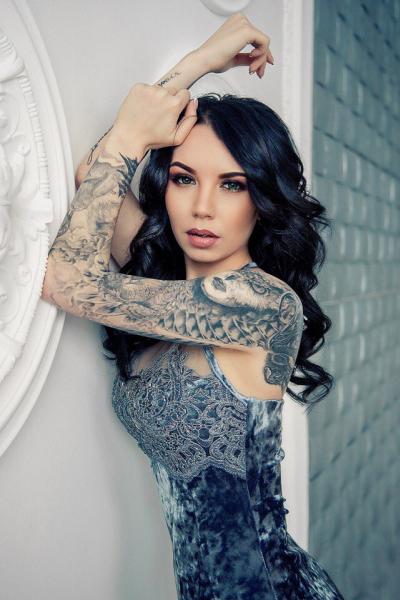 Polina 27 years old Ukraine Cherkassy (ID: 245818)