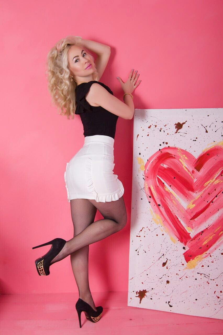 Evgeniya 37 years old Ukraine Krivoy Rog