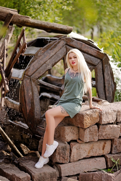 Sofiya 21 years old Ukraine Zaporozhye (ID: 261800)