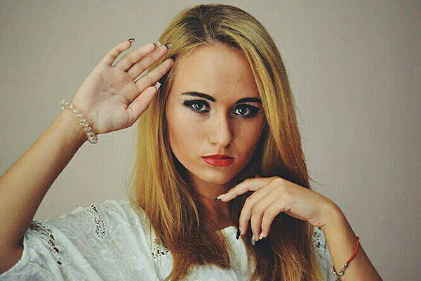 Aleksandra 18 years old Ukraine Nikolaev (id: 277142)