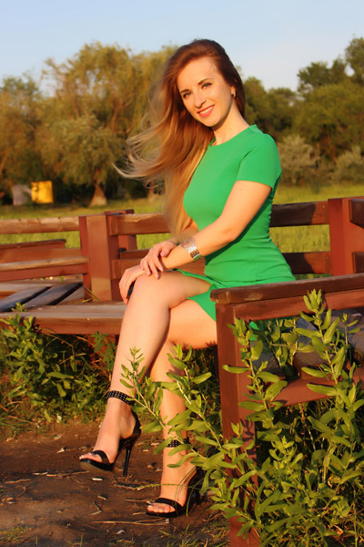 Elena 30 years old Ukraine Nikolaev (ID: 289832)