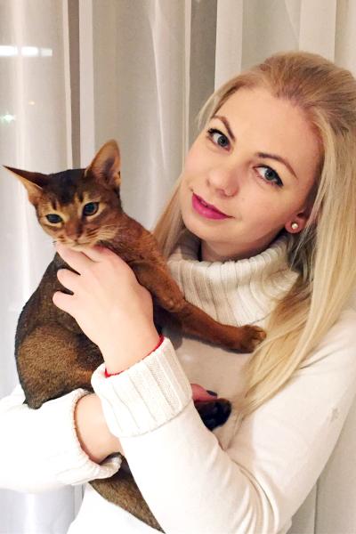 Oksana 39 years old Ukraine Odessa (id: 290668)