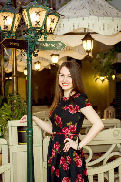 Architect Irina 24 years old Ukraine Krivoy Rog (ID: 291538)