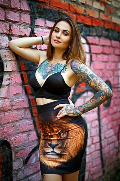 Karina 21 years old Ukraine Zaporozhye (ID: 298218)