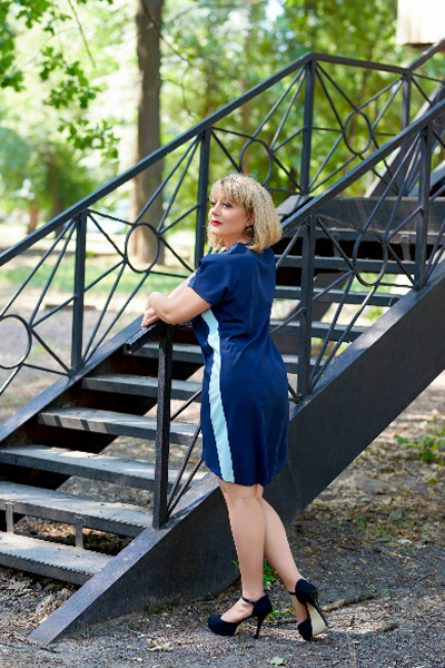 Lyudmila 53 years old Ukraine Zaporozhye (ID: 298674)