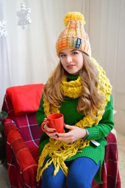 Alexandra 24 years old Ukraine Dnepropetrovsk (ID: 300194)