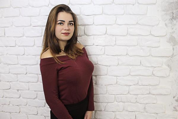 Anna 21 years old Ukraine Kiev (ID: 301892)