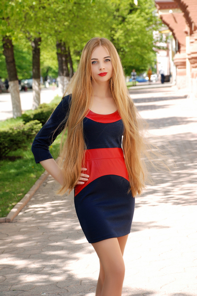 Svetlana 27 years old Ukraine Kirovograd (ID: 304496)
