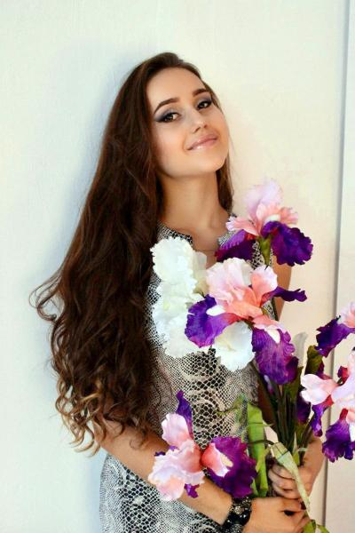 Kseniya 19 years old Ukraine Nikolaev (ID: 308882)