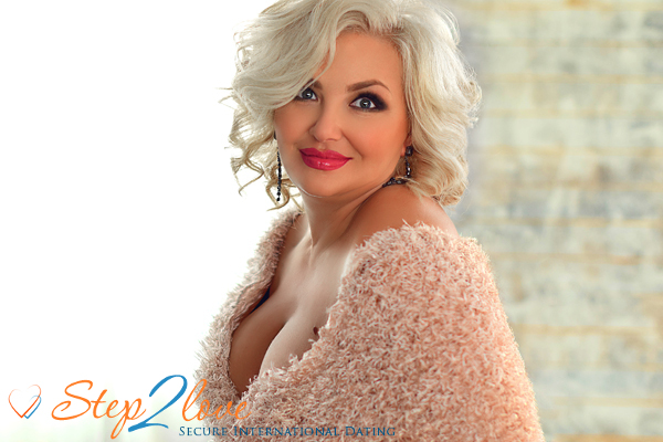 Yana 45 years old Ukraine Nikolaev