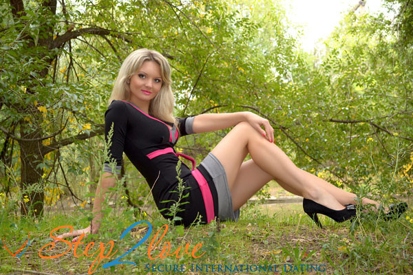 Marina 38 years old Ukraine Zaporozhye