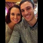 Greg and Lida