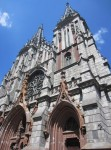 Gothic Cathedral in the Middle of Modern Kiev. Part 2