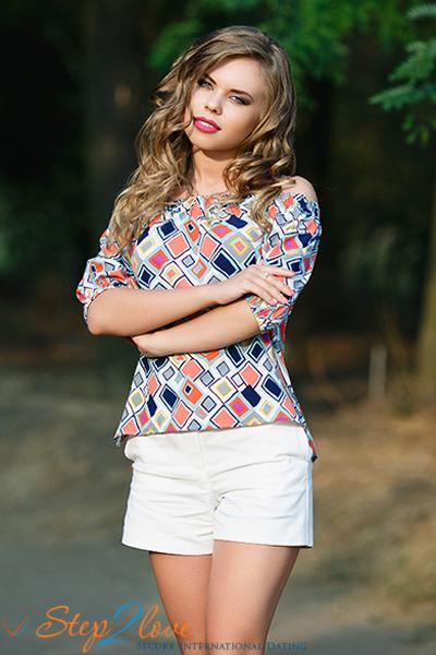 Elena 21 years old Ukraine Zaporozhye