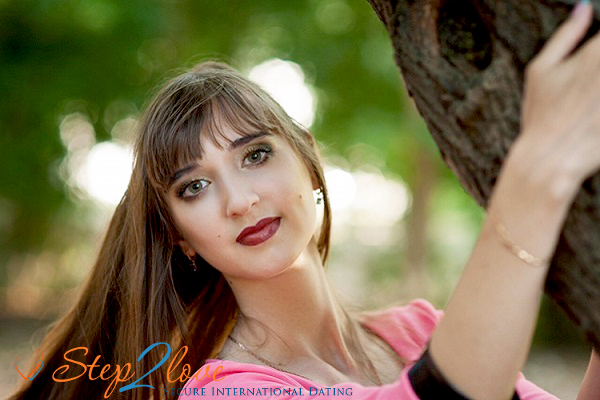 Alena 23 years old Ukraine Nikolaev