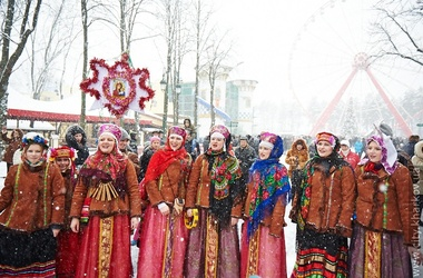What is New Year and Christmas for Ukrainian People?