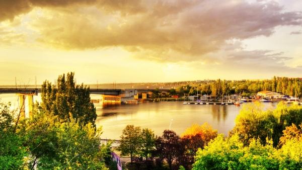 Nikolaev City