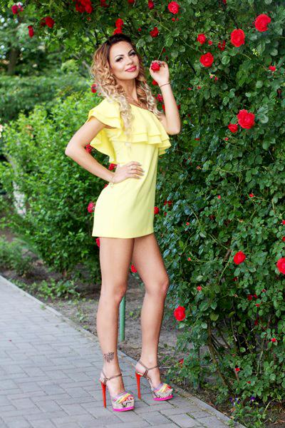 Anna 33 years old Ukraine Melitopol