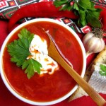 Borscht – the magic dish of every Ukrainian woman-1