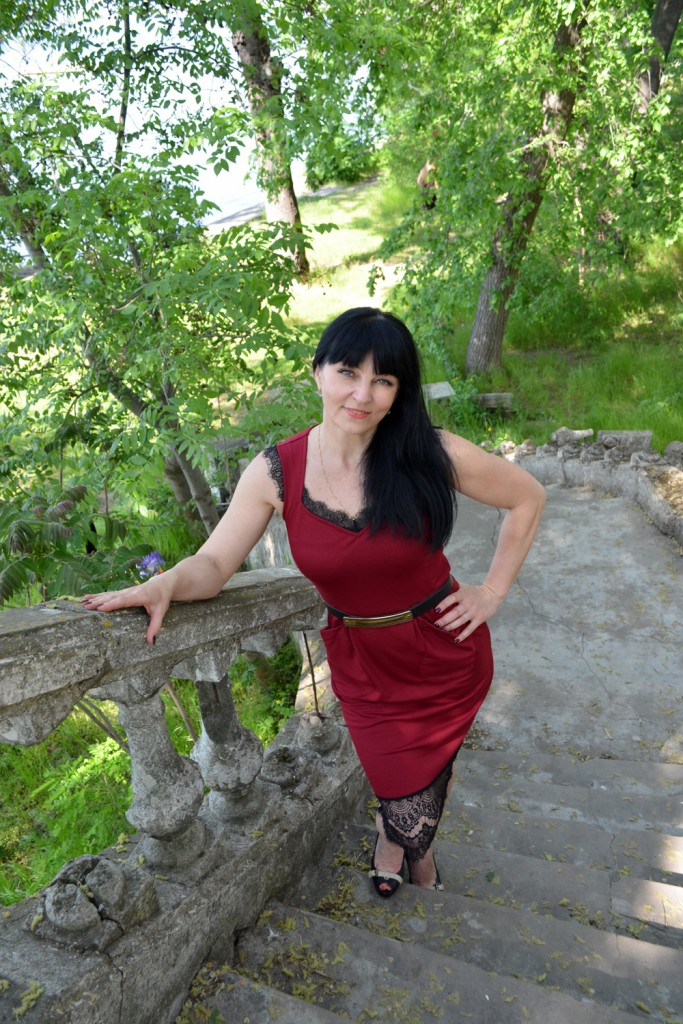 Elena 49 years old Ukraine Nikolaev