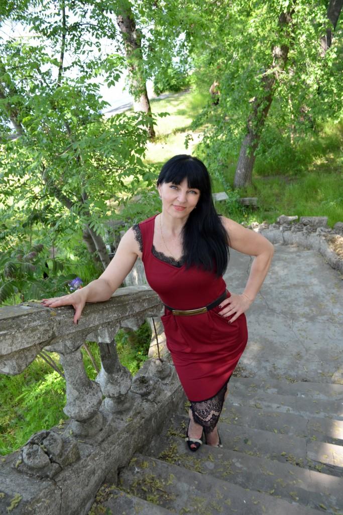 Elena 49 years old Ukraine Nikolaev