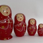 Matryoshka Doll-symbol of Russian brides-1