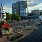 The best places are in Nikolaev! Part 2
