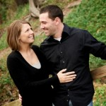 Brian and  Milena