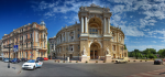 The Sightseeings of Odessa