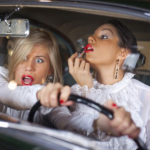 7 Typical Mistakes of Women-Drivers