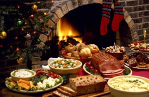 Christmas Traditions in Ukraine: Meal