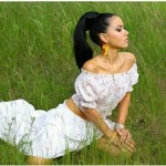 Lady of the Day, Elena from Pavlograd, share with you her childhood story!